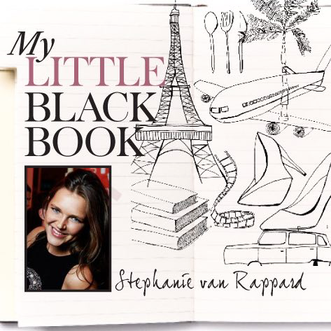 My Little Black Book with Stephanie van Rappard