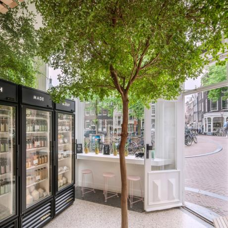 The Cold Pressed Juicery - 9 Straatjes