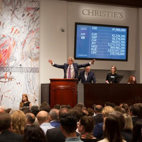 Christie's New York