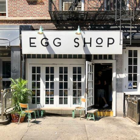 Egg Shop - Nolita