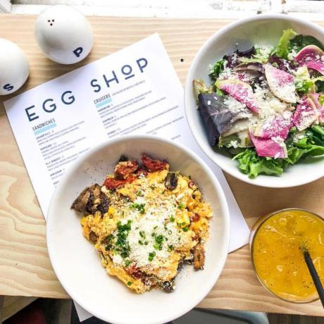 Egg Shop - Williamsburg