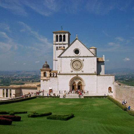 Basilica of San Francesco d'Assisi